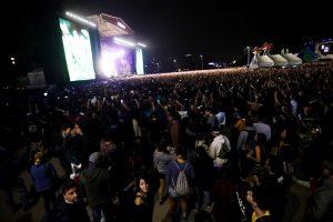 """""""Lollapalooza en casa"""" reunió a más de 350.000 personas en tres días de shows por streaming"""