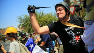 Sebastián Izquierdo será formalizado este viernes por ataques a personas en marchas por el rechazo a una nueva Constitución