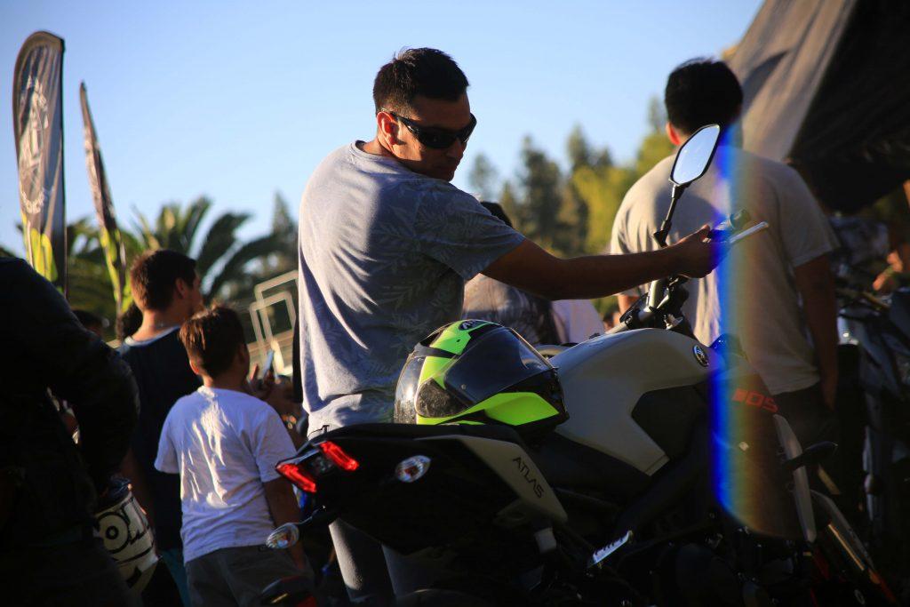 Dia del motoquero chileno 2020
