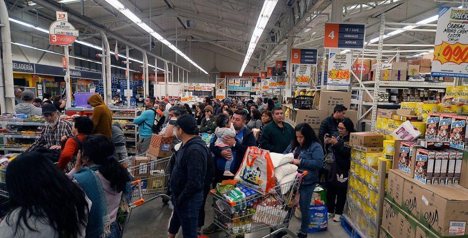 Supermercados dieron a conocer sus horarios tras anuncio de toque de queda