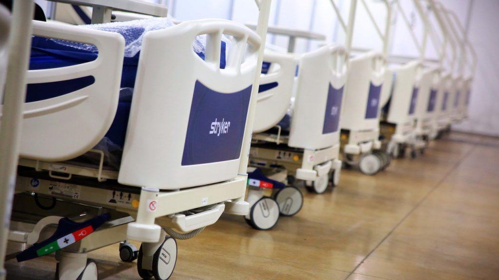 Estudio afirma que Chile sólo tiene mil camas con ventiladores en el sistema público para crisis por coronavirus