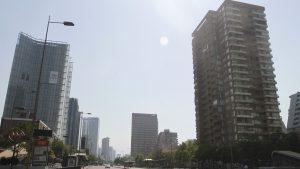 Soleado: revisa el pronóstico del tiempo para este jueves en Santiago