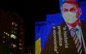 Facebook e Instagram también eliminaron mensajes de Bolsonaro sobre el Covid-19
