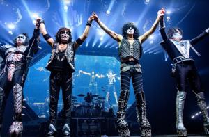 Concierto de Kiss en Chile tiene nueva fecha: se presentarán en noviembre