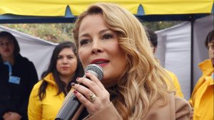 Alcaldesa Cathy Barriga informó de segundo fallecido en Maipú por coronavirus en Instagram