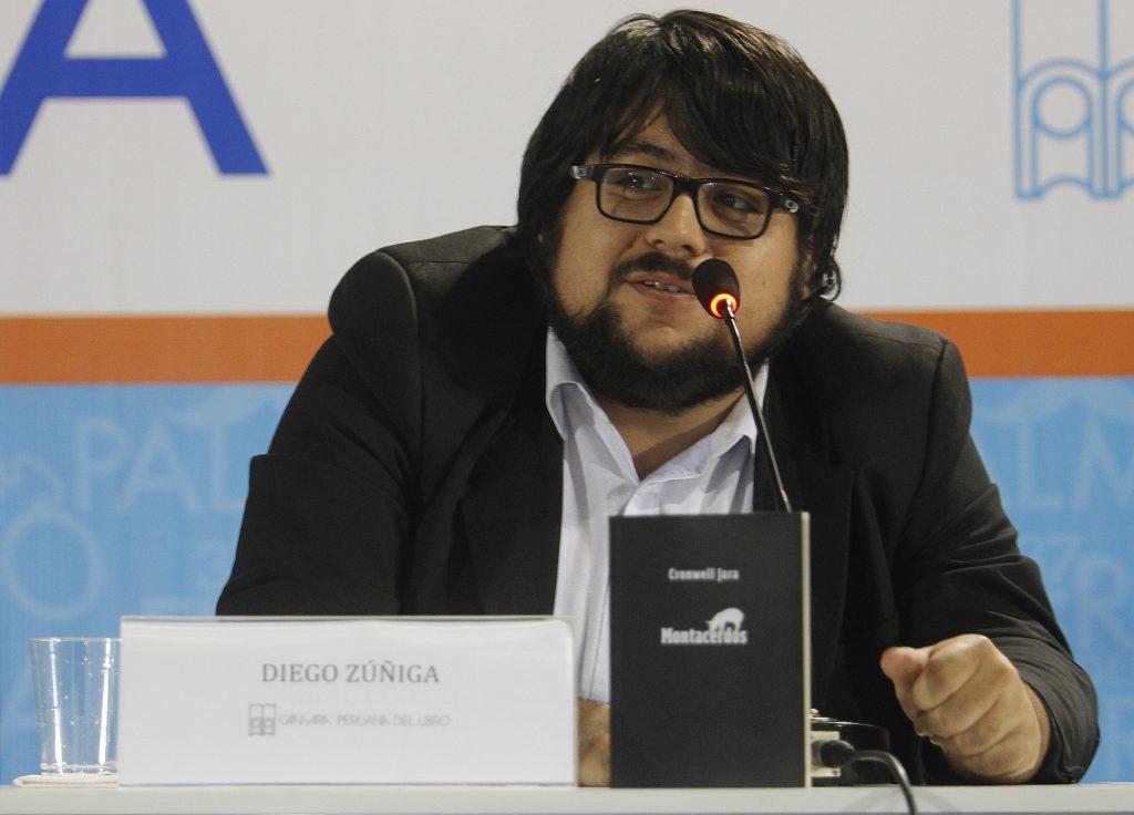 Diego Zúñiga fue el más reciente invitado a Entrelíneas