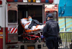 Más de 3.000 personas han muerto en EEUU tras cinco semanas de crisis por Covid-19