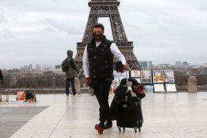 Francia registró más de 1.000 contagios del coronavirus en las últimas 24 horas