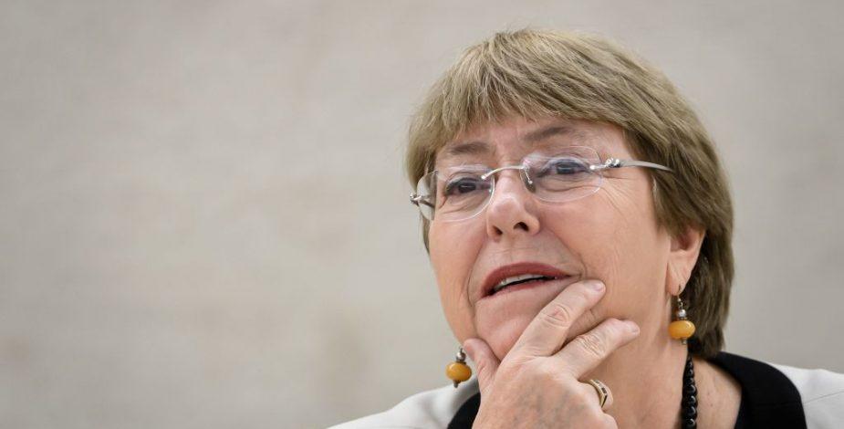 Bachelet pide suspender sanciones contra Venezuela ante pandemia