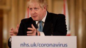 """Boris Johnson: """"Sabemos que las cosas empeorarán antes de empezar a mejorar"""""""