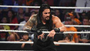 Es oficial: Roman Reigns confirmó que no participará de Wrestlemania 36