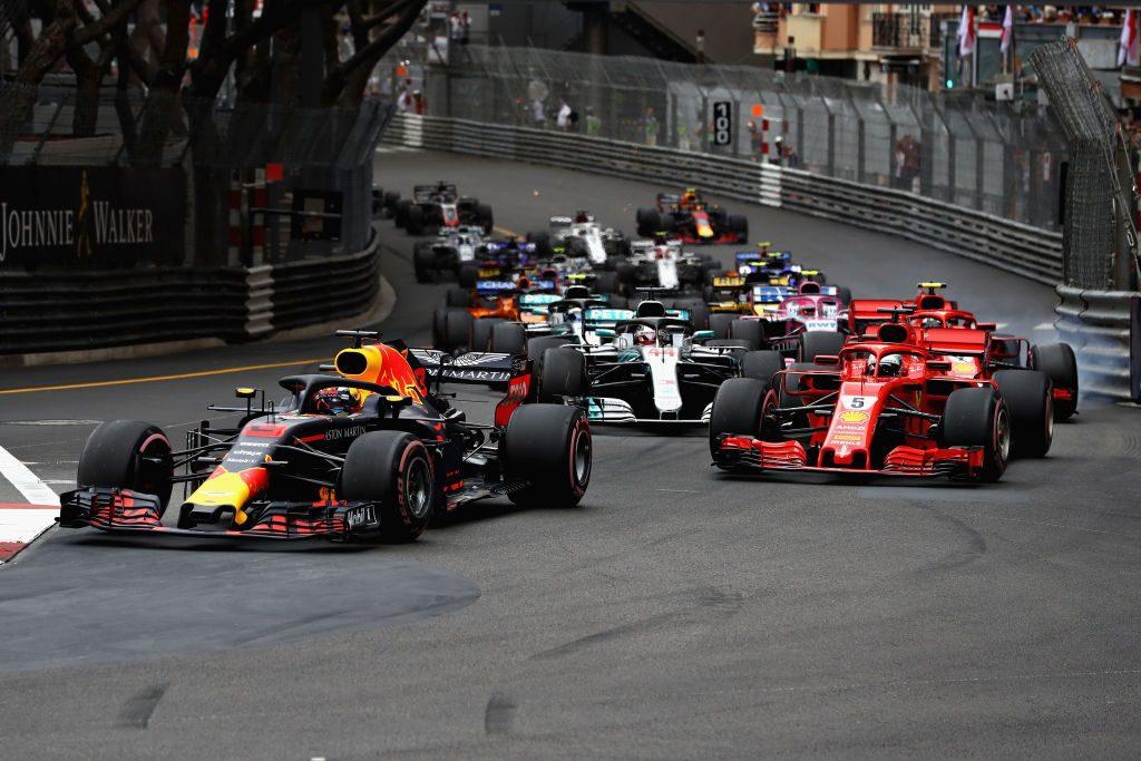Nuevo calendario de la F1 dejaría fuera tres Grandes Premios entre ellos Mónaco