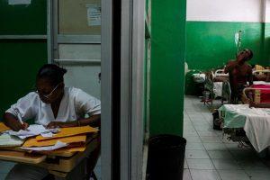 El director de un hospital fue secuestrado en pleno brote del coronavirus en Haití