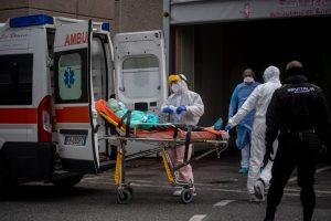 Italia superó a China en contagios y el coronavirus afecta a unas 600.000 personas