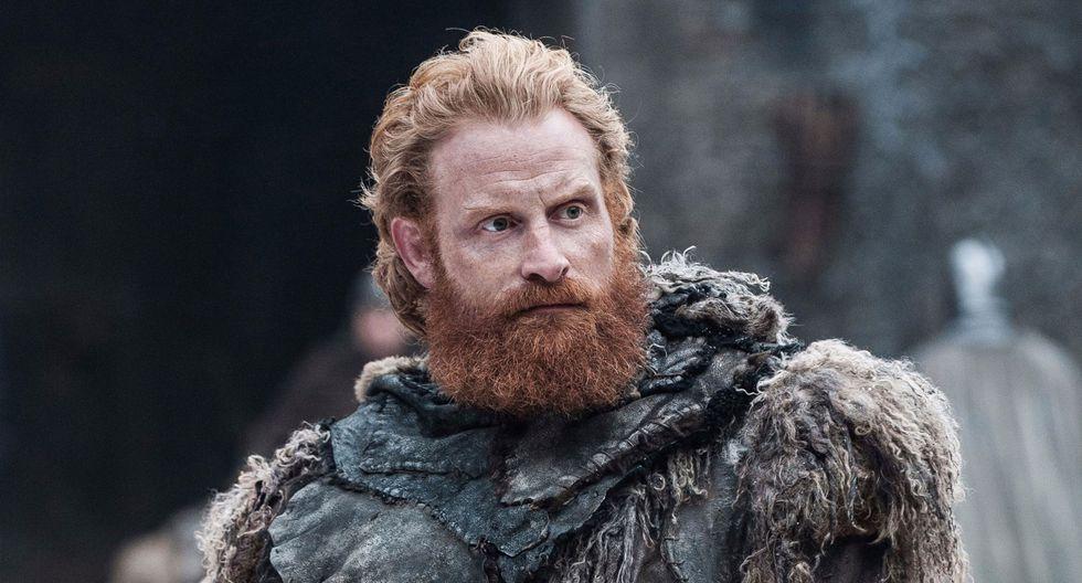 "Kristofer Hijvu. Actor de la serie ""Game of Thrones"""