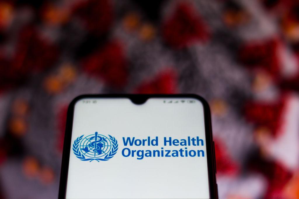 Una imagen de la plataforma de la Organización Mundial de la Salud