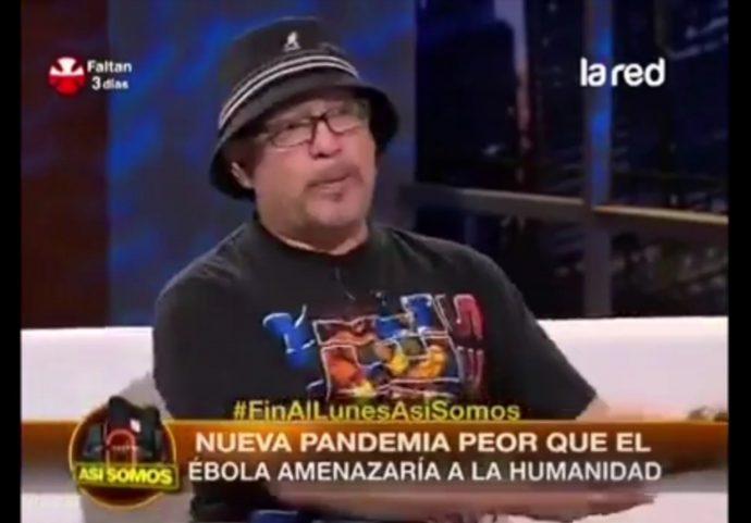 Viralizan video de 2015 donde Salfate hablaba del coronavirus: comentó el tema en sus redes sociales