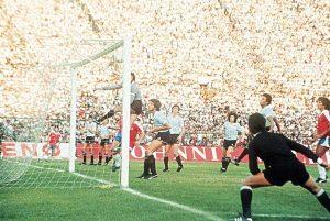 Deportes con historia: Recuerdos de un gol imposible