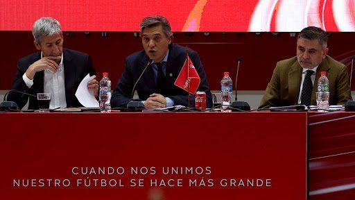 Aldo Corradosi deja el directorio de la ANFP