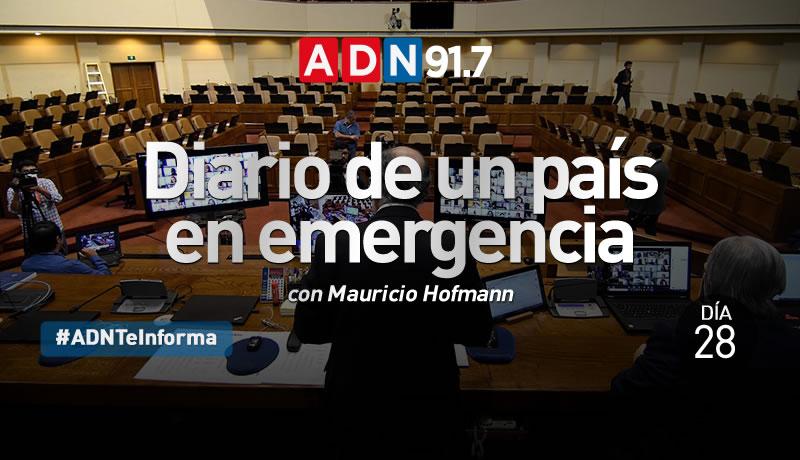 Diario de un país en emergencia - Día 28
