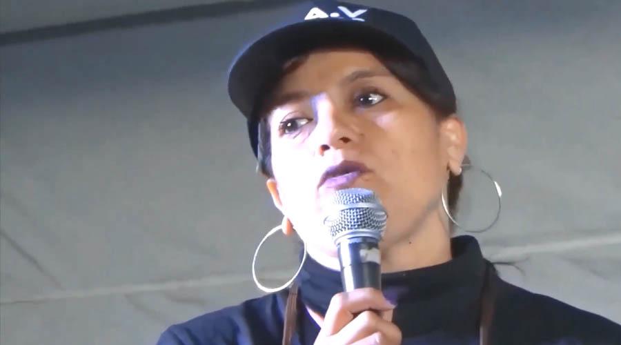 Chile en movimiento: justicia para Fabiola Campillai