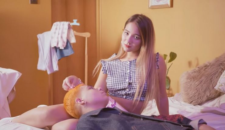 """Cuarentena love"": Joven se hizo viral por parodiar ""Summer Love"" de Princesa Alba y Gianluca"