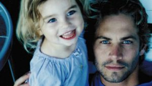 Hija de Paul Walker compartió inédito video del actor en sus redes sociales