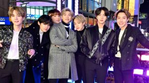 "BTS lanzó su álbum en japonés ""Map of the Soul 7: The Journey"""
