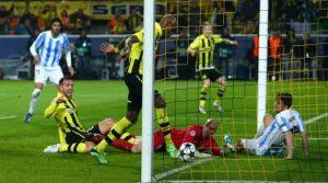 Málaga hace sorpresiva petición siete años después de escandalosa eliminación en Champions ante el Dortmund
