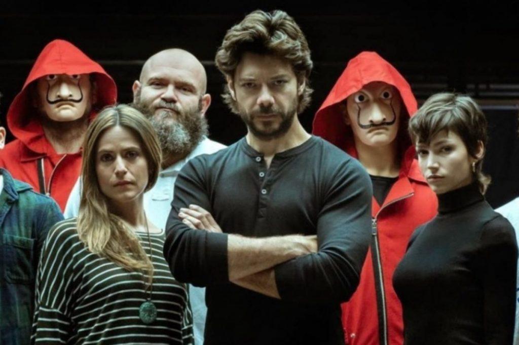 """Las claves de la cuarta temporada de """"La casa de papel"""" según su creador y elenco"""