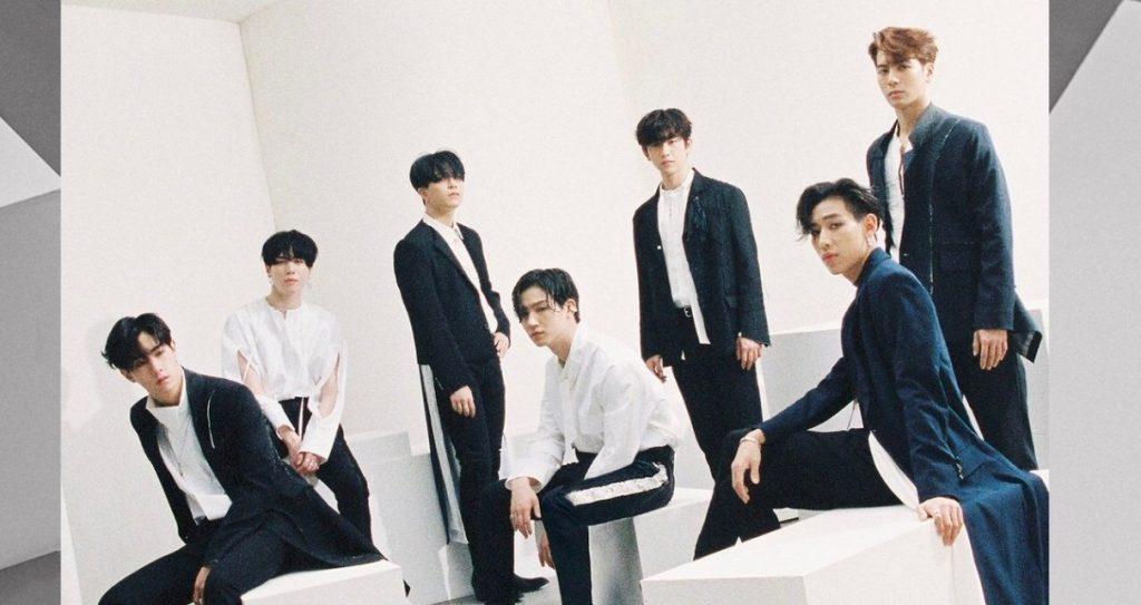 GOT7 compartió DYE CINEMA TRAILER, el primer adelanto de su comeback