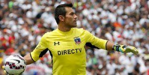 """Justo Villar: """"Mi cabeza futbolísticamente terminó en Colo Colo"""""""