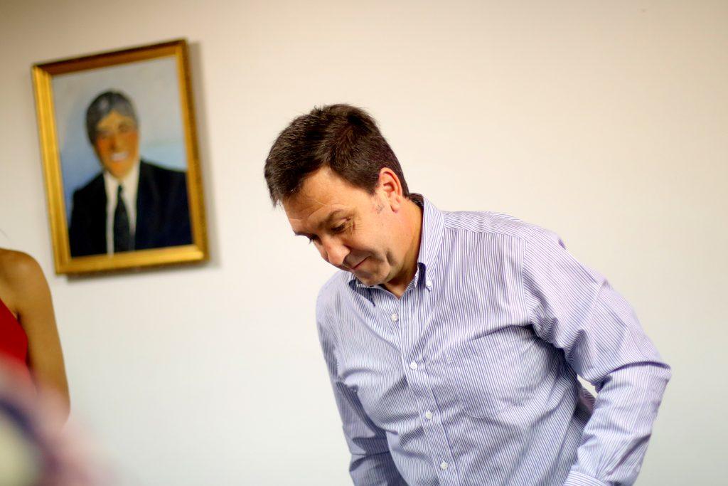 """Juan Pablo Swett, Pymes y coronavirus: """"Cuando salgamos del virus, vamos a tener que reactivar una economía en el suelo"""""""