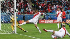 Conmebol recordó gol de Perú a Chile para hacer llamado por el coronavirus
