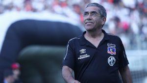 Colo Colo evalúa continuidad de Gualberto Jara hasta diciembre