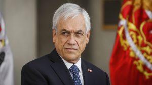 """Presidente Piñera tras promulgación de ley de rebaja parlamentaria: """"Al servicio público se viene a servir y no ha buscar honores ni mucho menos privilegios"""""""