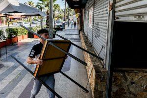 Restaurantes aseguran que hay 150 mil puestos de trabajo que se verían en riesgo por la crisis del coronavirus