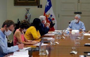 Ministro Mañalich anunció cuarentena total para las comunas de Hualpén y San Pedro de la Paz y término en Pto. Williams