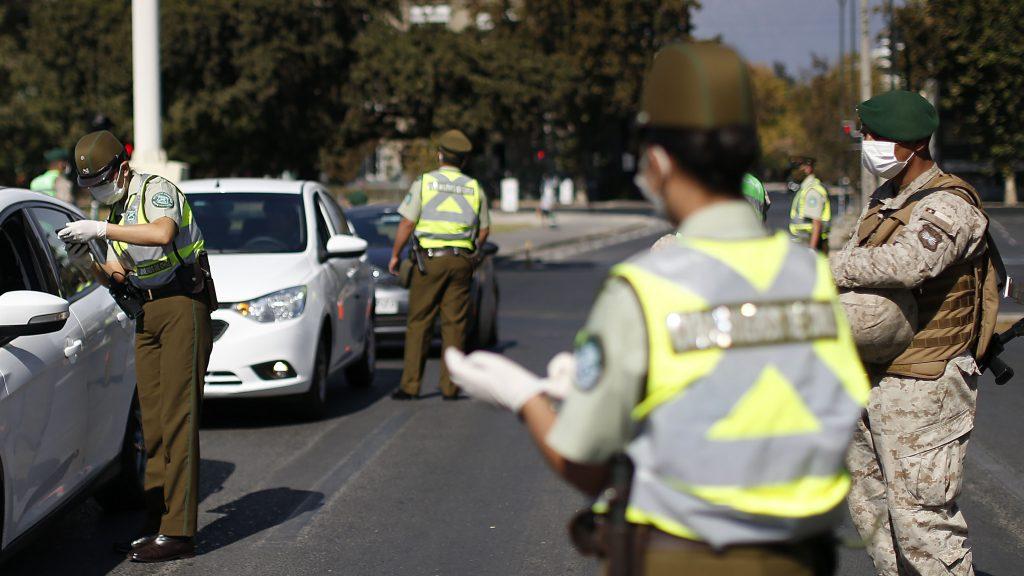 Policías y FF.AA. suman a 124 efectivos contagiados y más de 700 en cuarentena