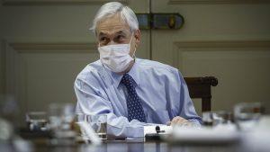Presidente Piñera: Chile ha enfrentado bien la crisis por la pandemia del coronavirus