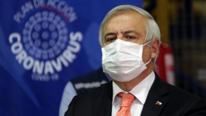 Mañalich confirmó que la exseremi de Salud Rosa Oyarce no trabajará en el Minsal
