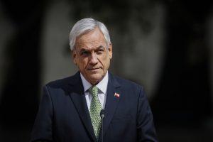Presidente Sebastián Piñera y ministros de Defensa y Salud viajarán a la Región del Biobío