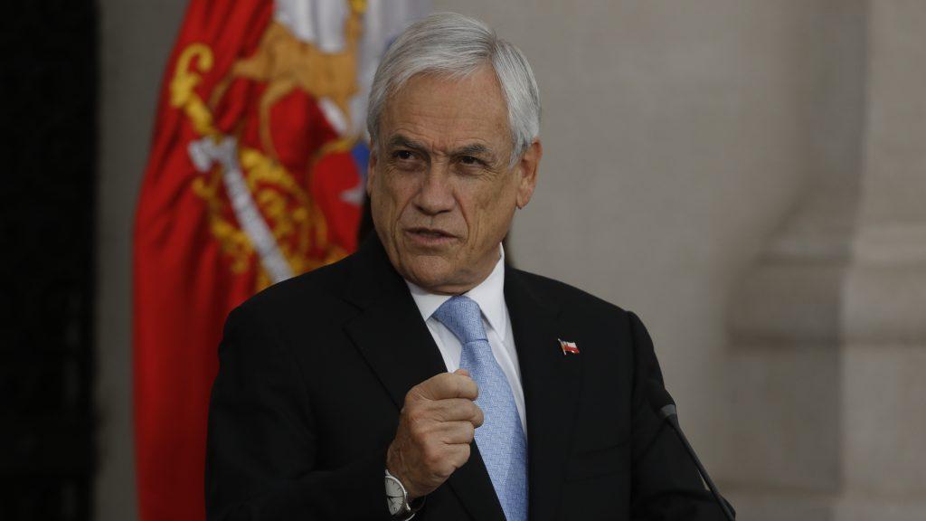 """""""No más impunidad"""": Presidente Sebastián Piñera condenó homicidio de Ámbar Cornejo"""