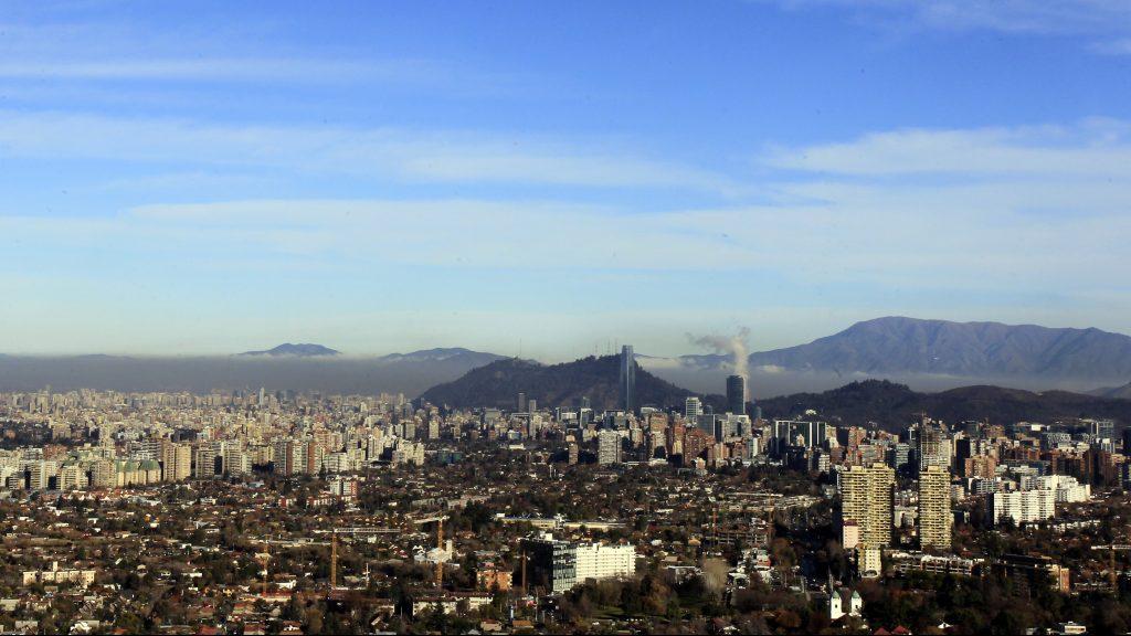 Nubosidad parcial: revisa el pronóstico del tiempo para este sábado en Santiago