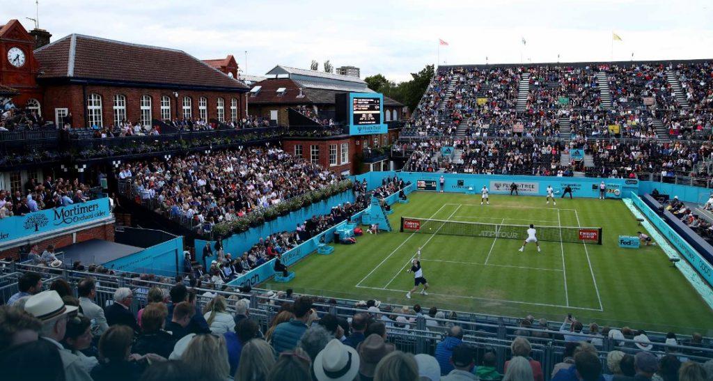 ATP anunció que el retorno del tenis será a mediados de julio
