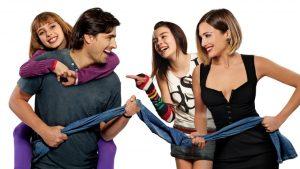 """Vuelve la dupla Zabaleta-Swett: TVN reestrenará la teleserie """"Aquí mando yo"""""""