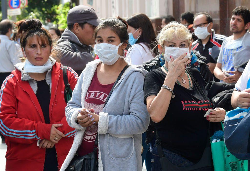 """Un político argentino espera que el coronavirus provoque """"una limpieza étnica"""""""
