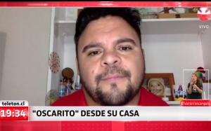 """""""Antes era discapacitado, ahora no"""": Oscarito compartió su experiencia en la Teletón"""