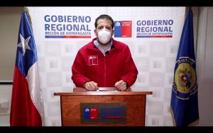 Gobierno Regional confirmó primera muerte por Covid-19 en Antofagasta