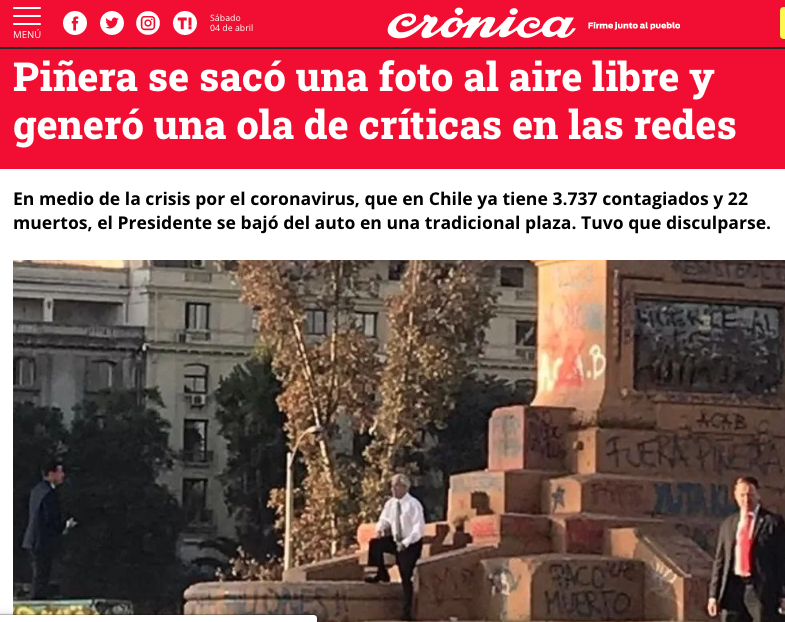 Crónica de Argentina